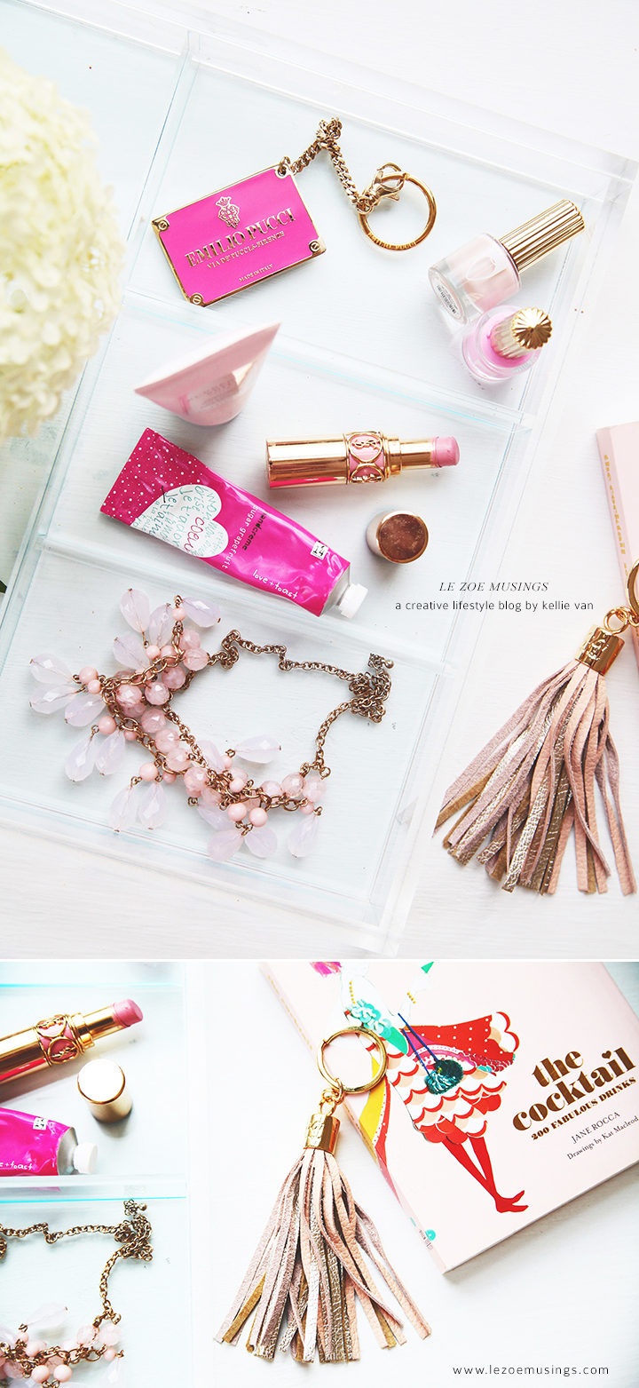 Hello Pink by Le Zoe Musings 2