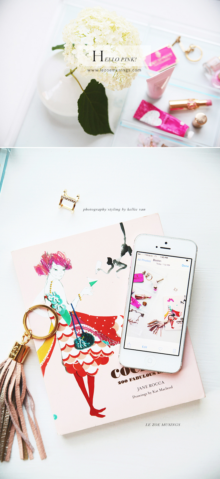 Hello Pink by Le Zoe Musings