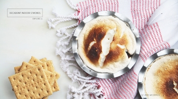 Indoor S'mores by Le Zoe Musings Banner
