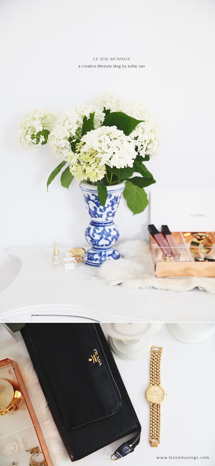 My Lady Desk by Le Zoe Musings 4