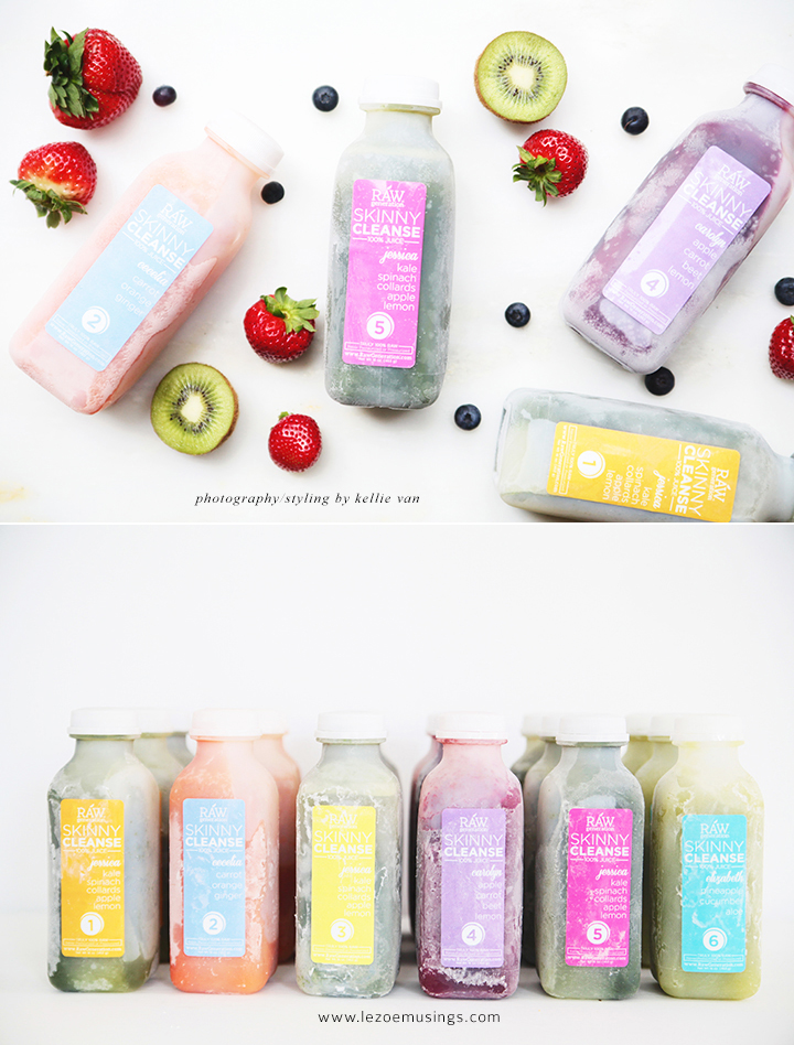 Skinny Cleanse by Le Zo Musings
