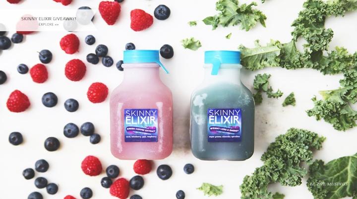 Skinny Elixir by Le Zoe Musings Banner