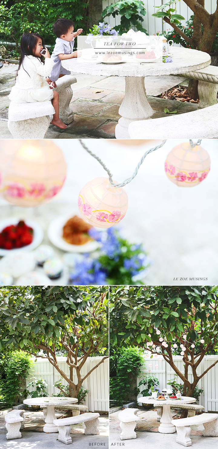 TEA FOR TWO BY LE ZOE MUSINGS