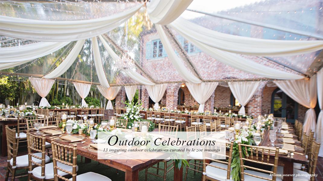 Outdoor Celebration _Banner