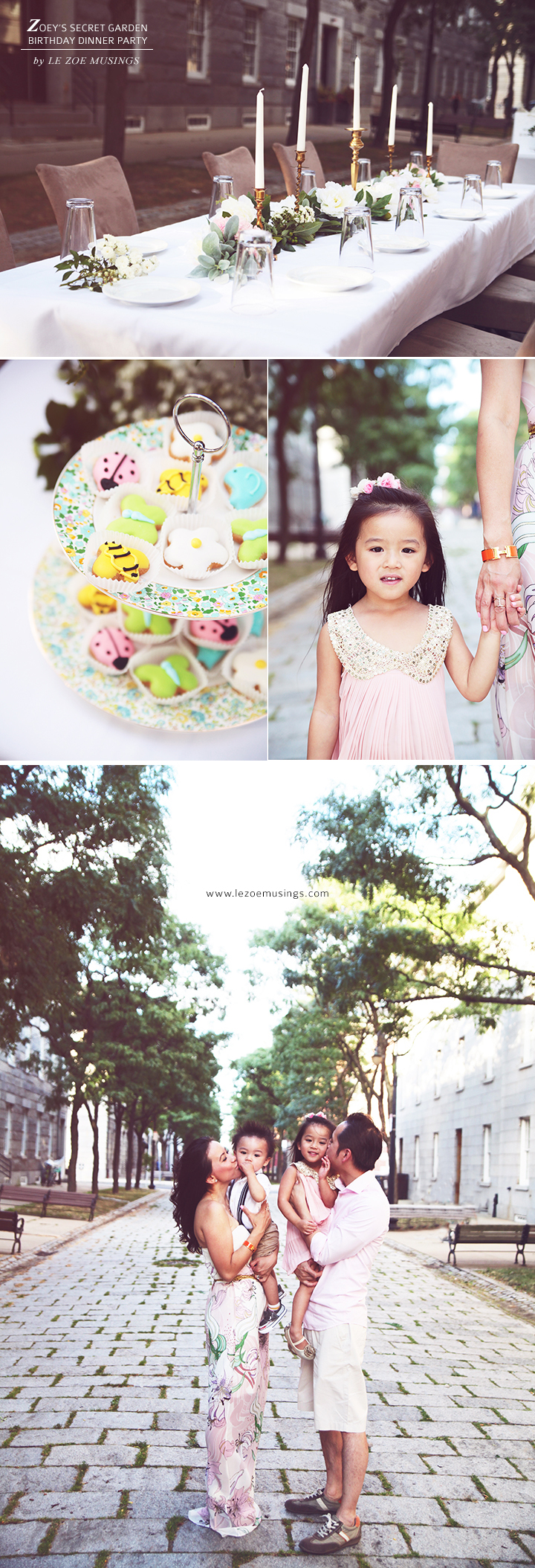 Secret Garden Birthday Party by Le Zoe Musings 3