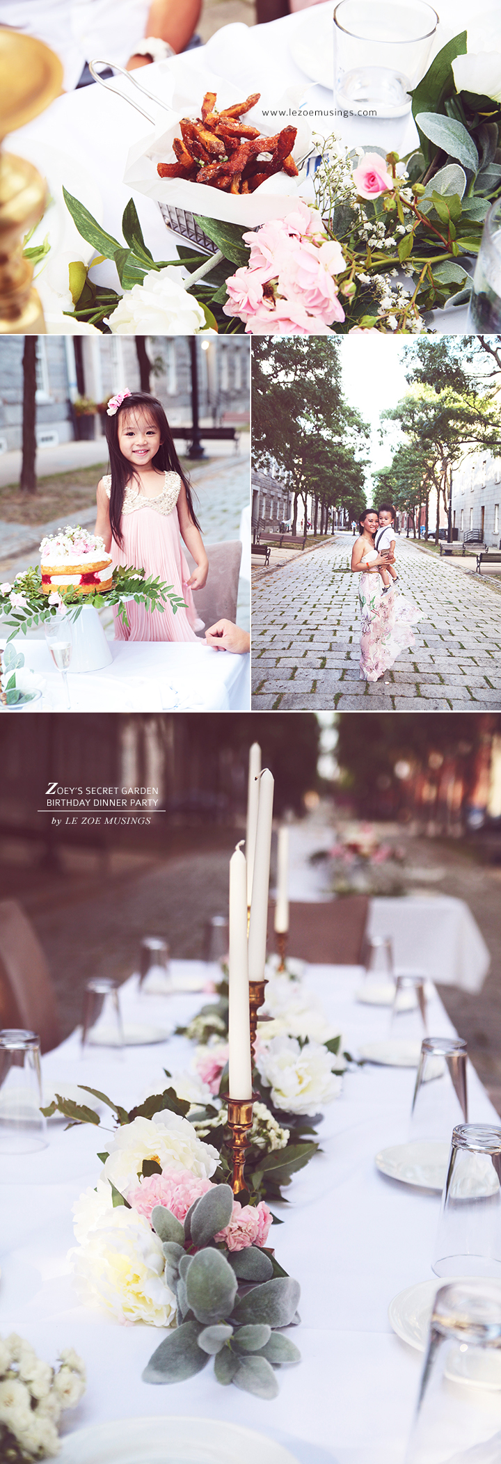 Secret Garden Birthday Party by Le Zoe Musings 4