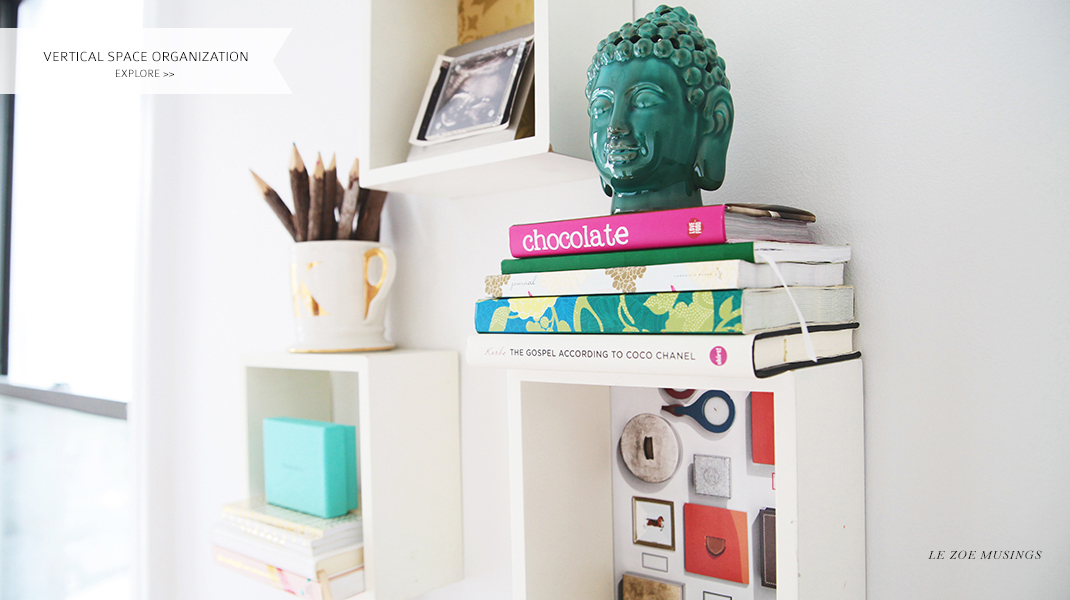 Vertical Space Organization by Le Zoe Musings_Banner
