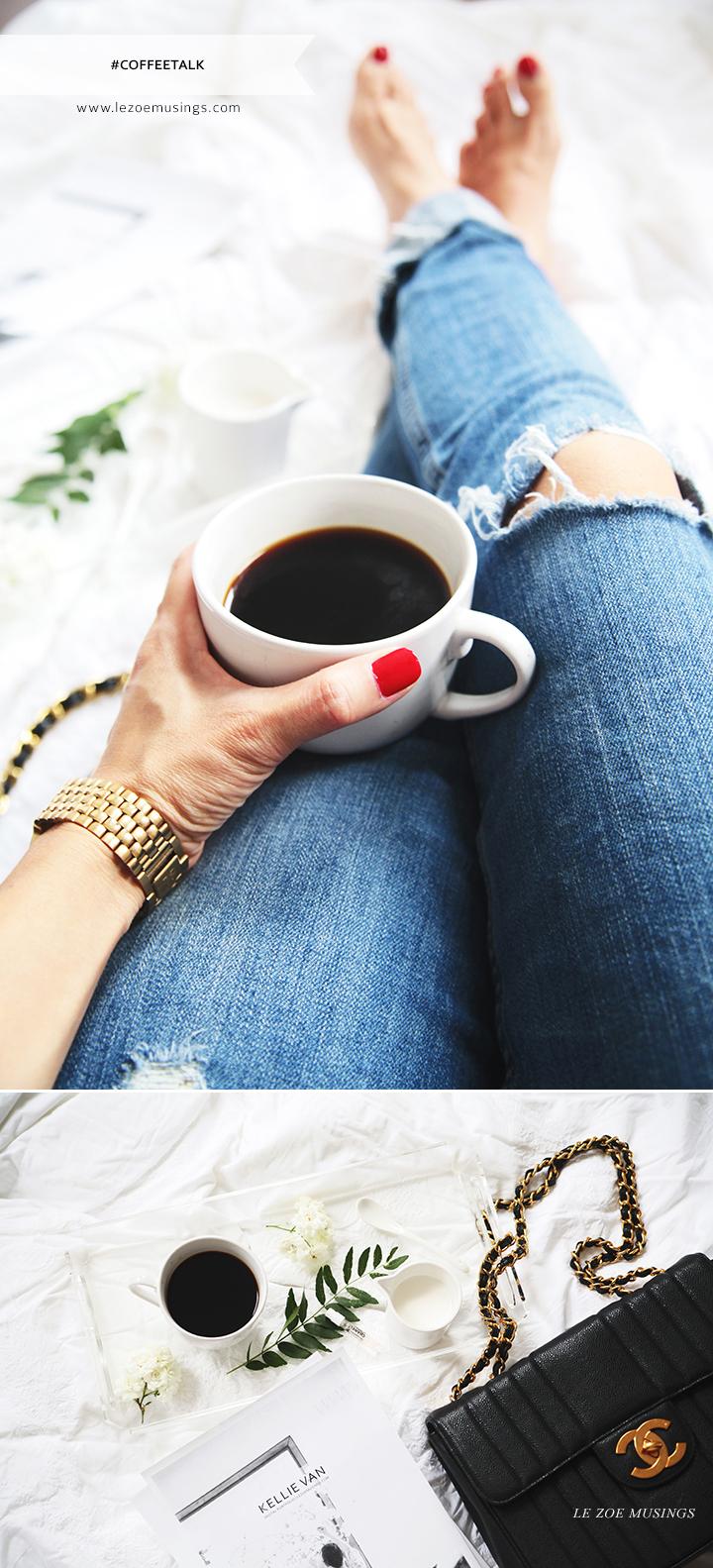 Coffee Talk by Le Zoe Musings 2