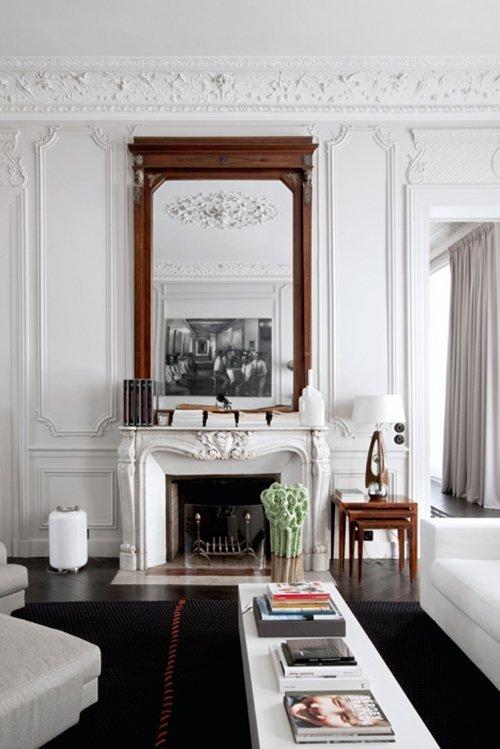 Fireplace Mantel 7