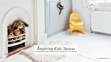 kids space banner