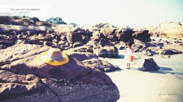 Summer beach days_Le Zoe Musings Banner
