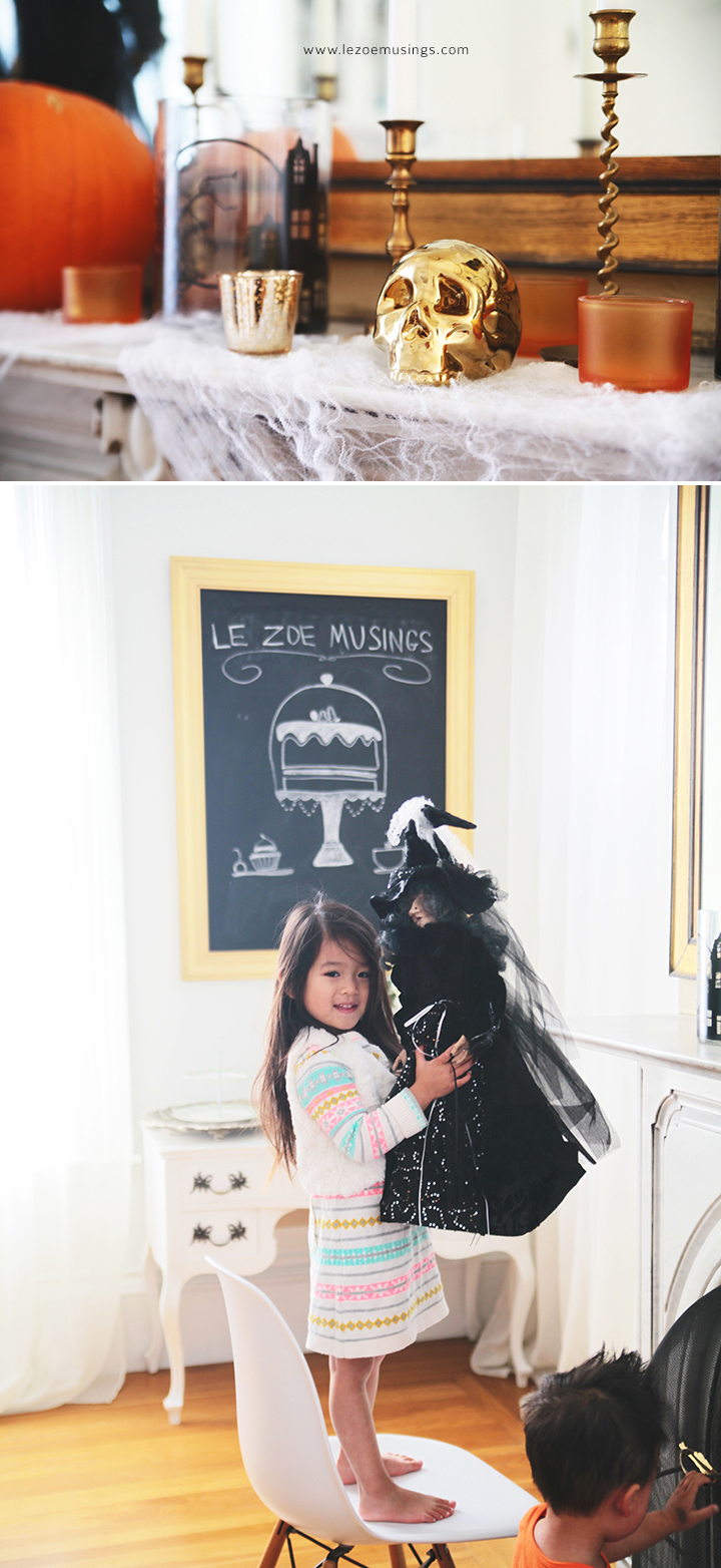 Halloween at Home_Le Zoe Musings 4
