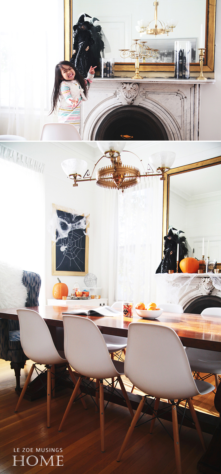 Halloween at Home_Le Zoe Musings 6