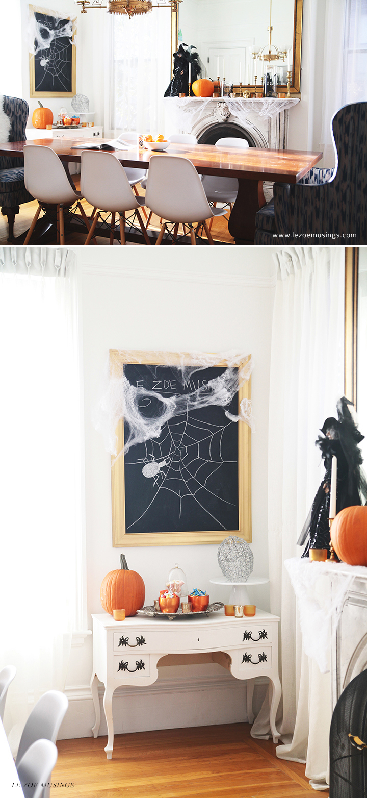 Halloween at Home_Le Zoe Musings 9