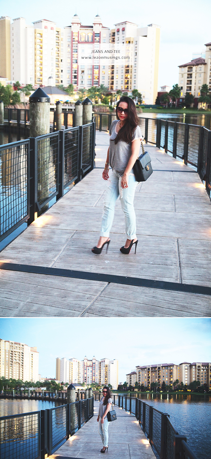 Jeans and Tee_Le Zoe Musings