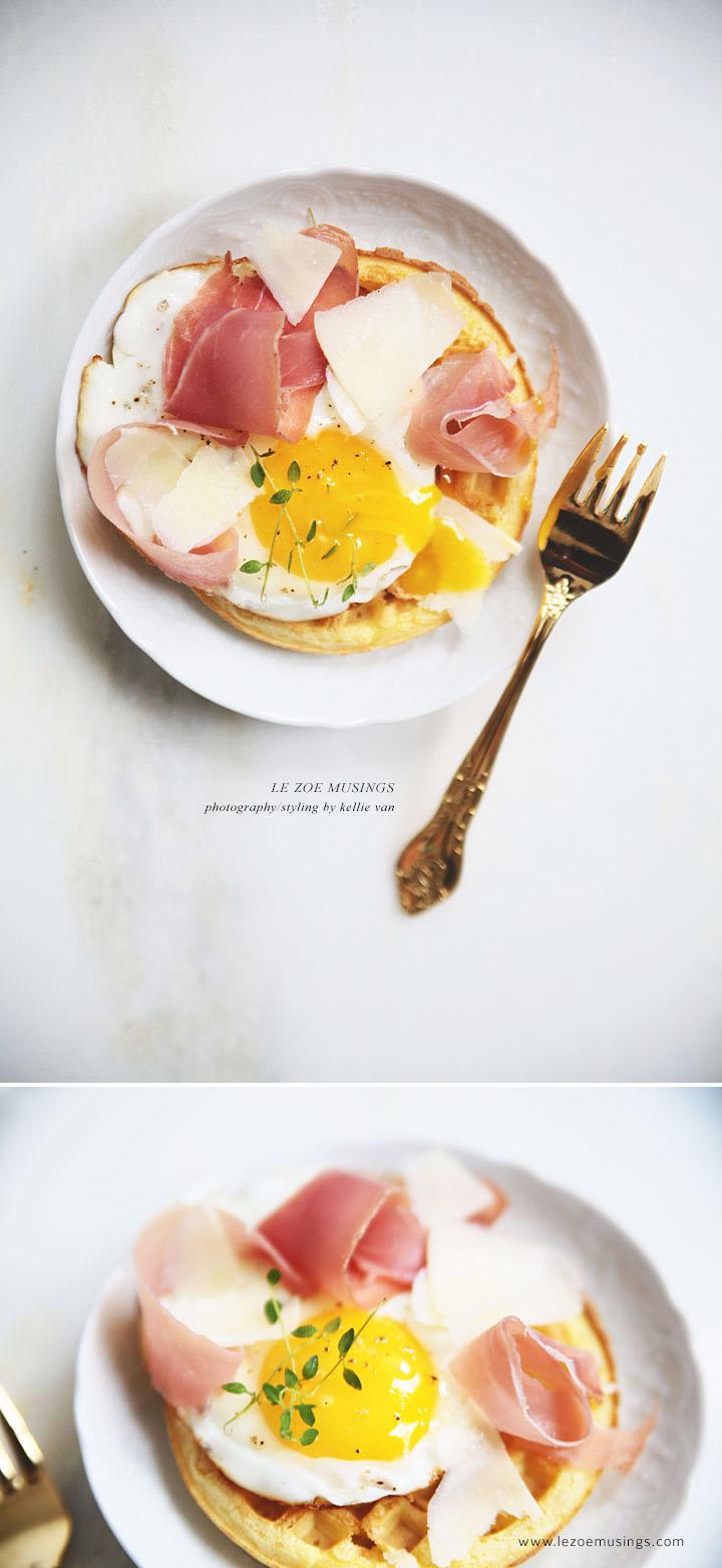 Waffle Two Ways_Le Zoe Musings 2