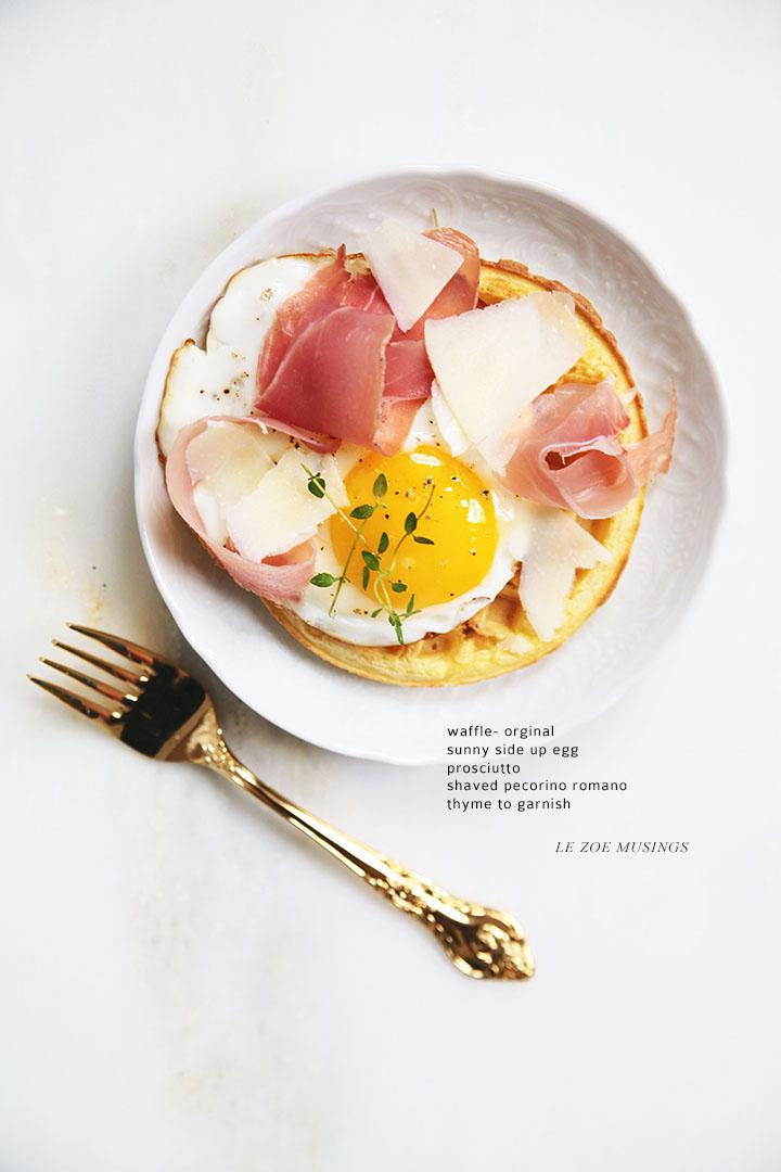 Waffle Two Ways_Le Zoe Musings 3