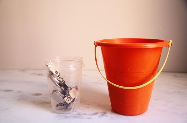 DIY Holiday Ice Bucket by Le Zoe Musings8
