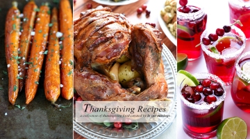 Thanksgiving Recipes_by Le Zoe Musings Banner