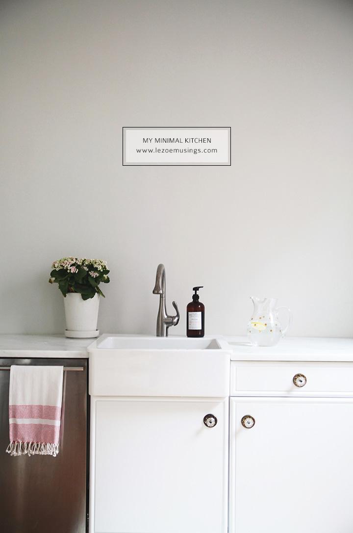 Kitchen by Le Zoe Musings