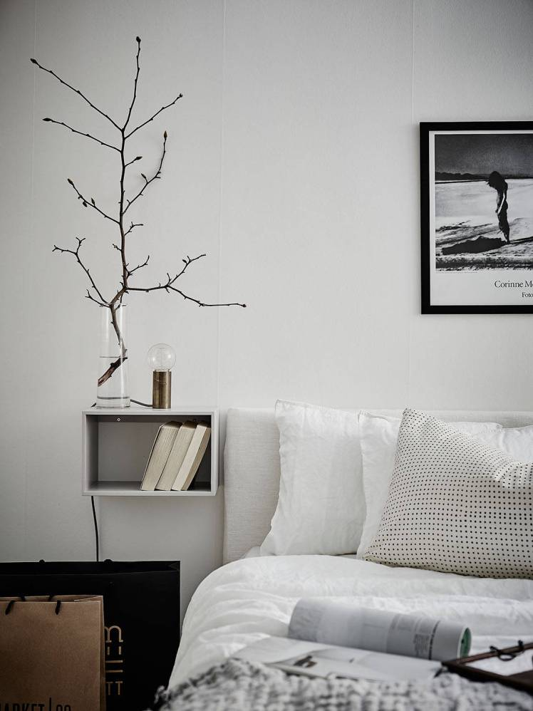 All White Swedish Apartment 13