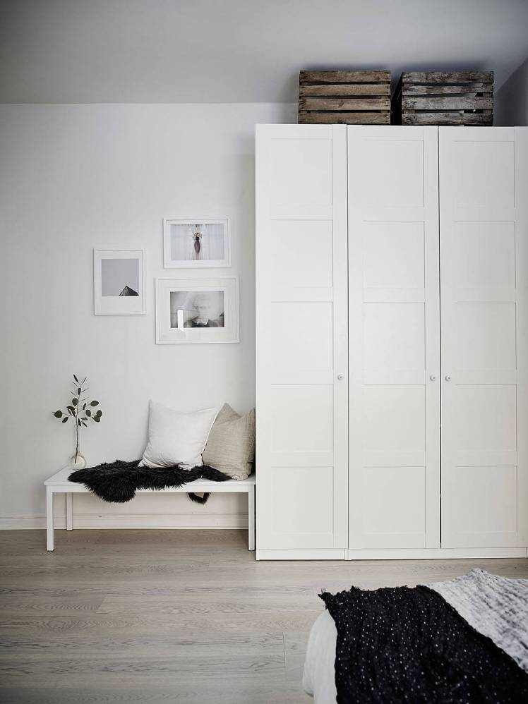 All White Swedish Apartment 14