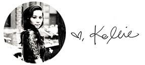 Kellie of Le Zoe Musings_Signature bw