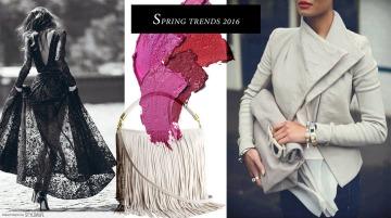 Spring Trends banner