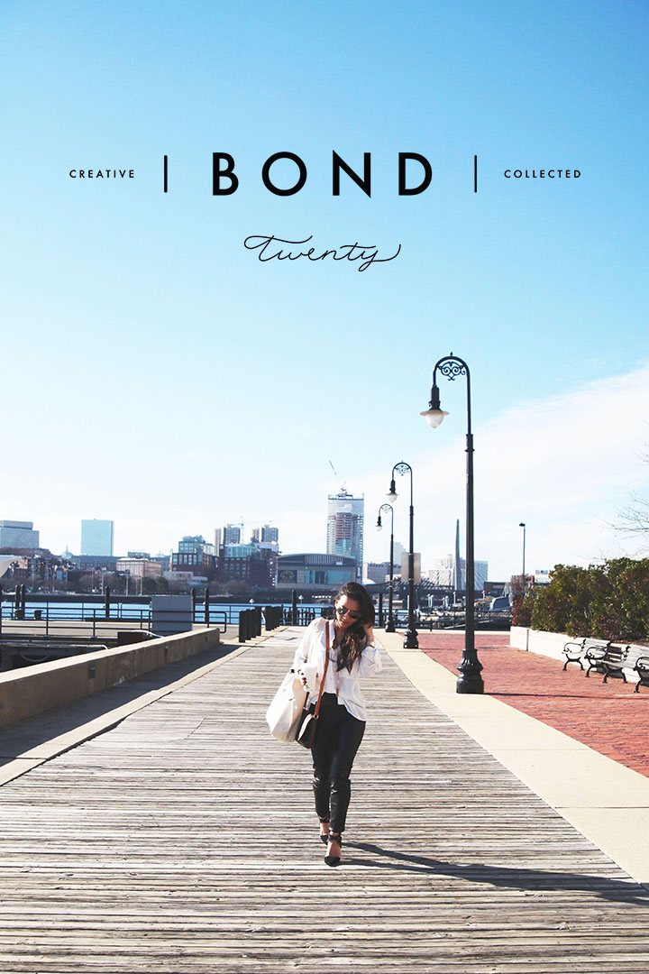 Bond Twenty_Le Zoe Musings
