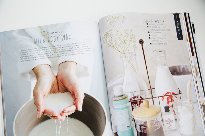 Cherry Blossom Scrub_Willow and Sage_ Le Zoe Musings9