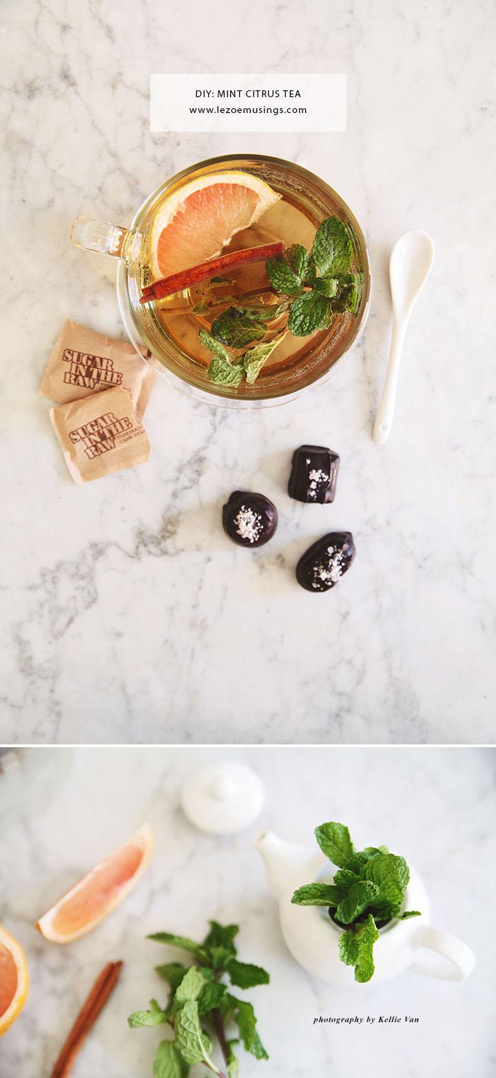 Cinnamon Peppermint Citrus Tea by Le Zoe Musings copy