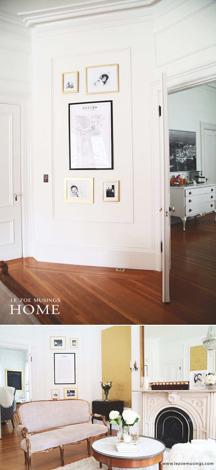 My Living Room Photo Wall Collage by Le Zoe Musings6