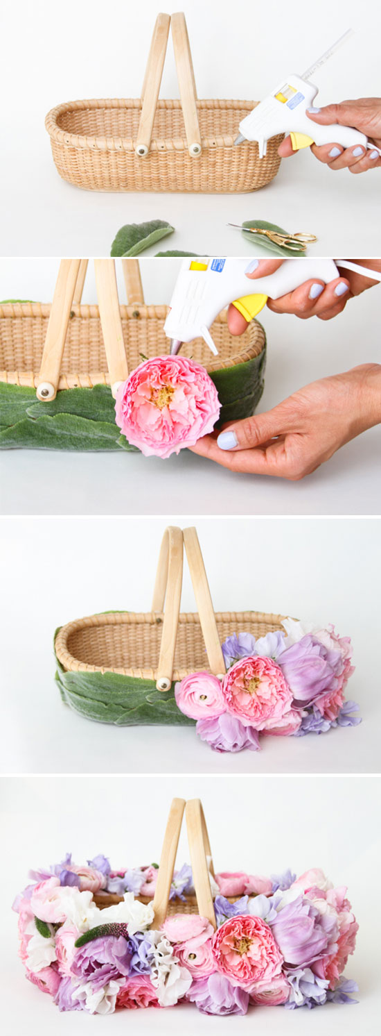 1how-to-make-a-fresh-flower-floral-easter-basket