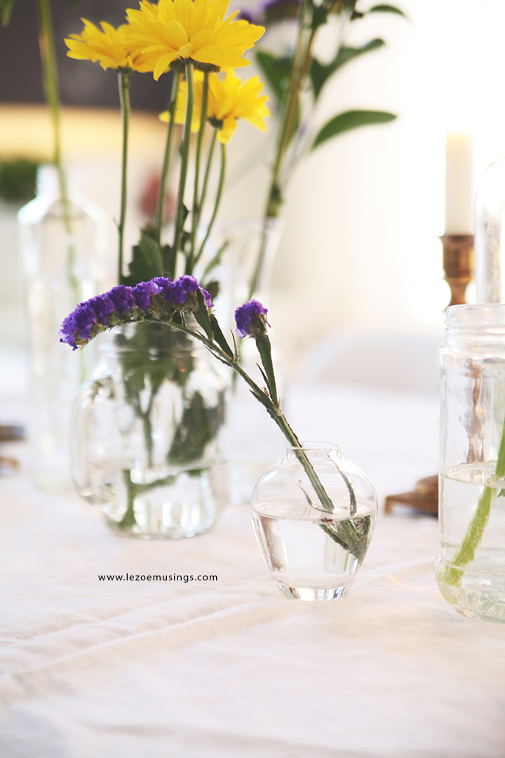 DIY A WHIMSICAL SPRING TABLESCAPE by LE ZOE MUSINGS 6