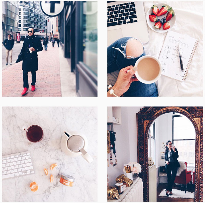 Instagram Le Zoe Musings