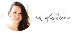 Kellie Van signature Le Zoe Musings