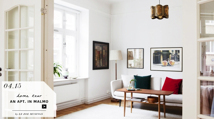 AN APT IN MALMO SWEDEN_FEATURED