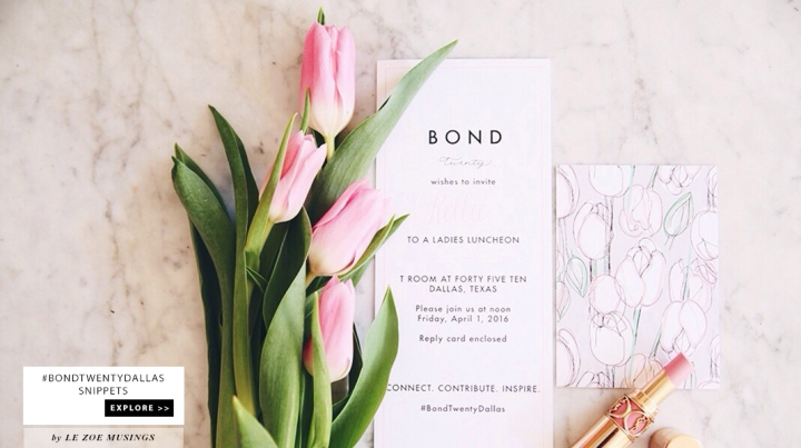 BOND TWENTY DALLAS FEATURED