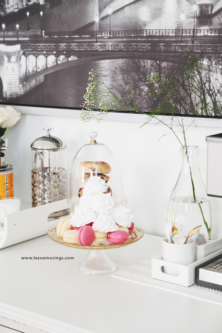 Cafe Station in the Living Room by Le Zoe Musings3