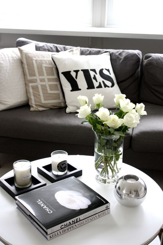 Coffee Table Decor 5