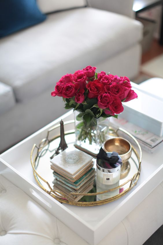 Coffee Table Decor 6