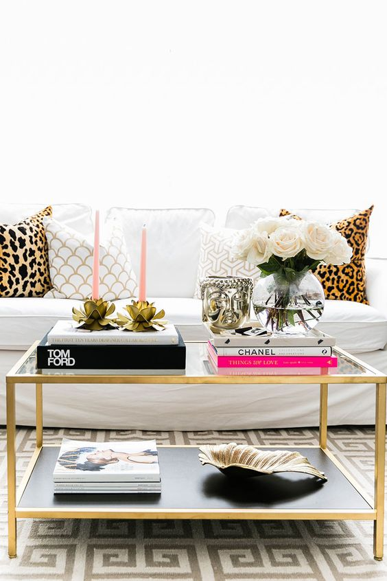 Coffee Table Decor 7