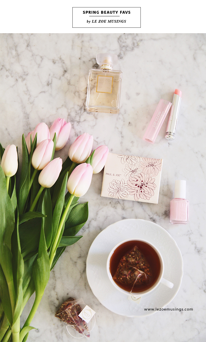 Spring Beauty Edit_by Le Zoe Musings