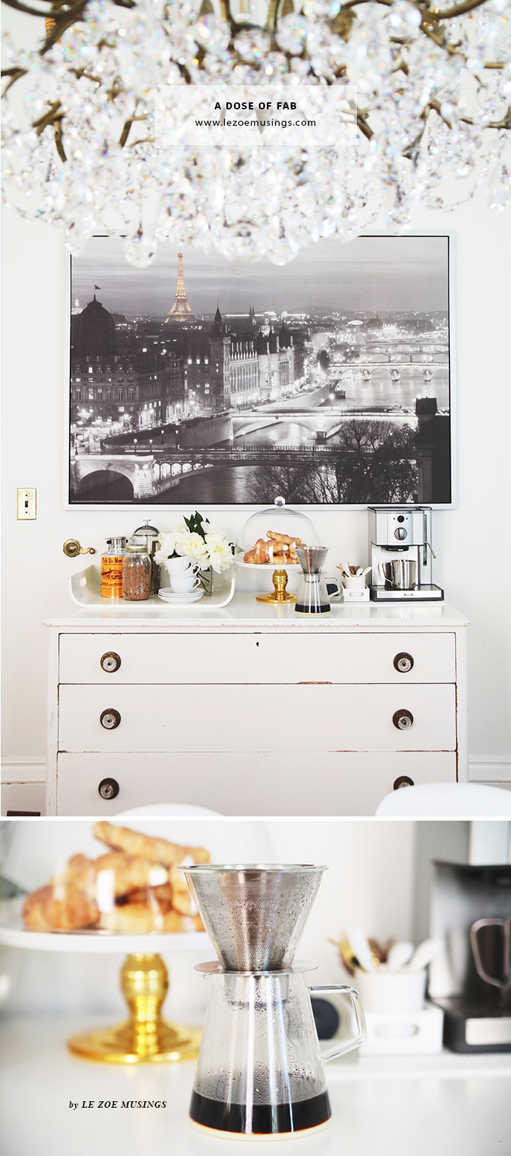 Home Cafe Station by Le Zoe Musings