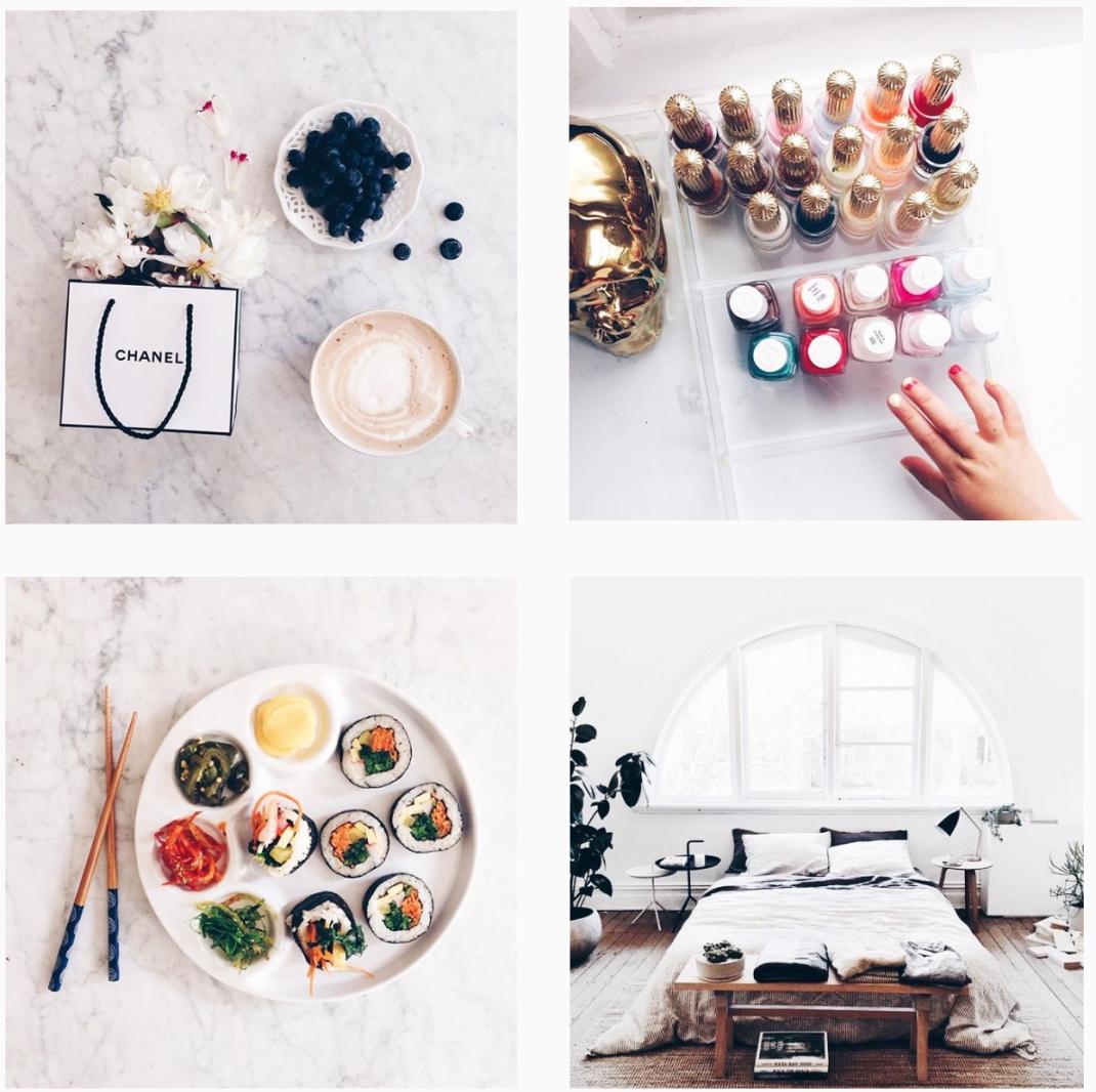 Instagram of Le Zoe Musings