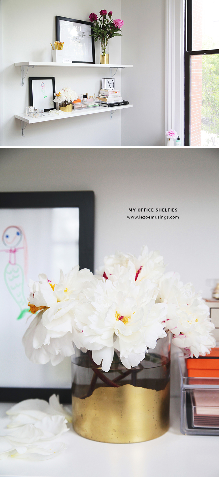 My Office Shelfies by Le Zoe Musings7
