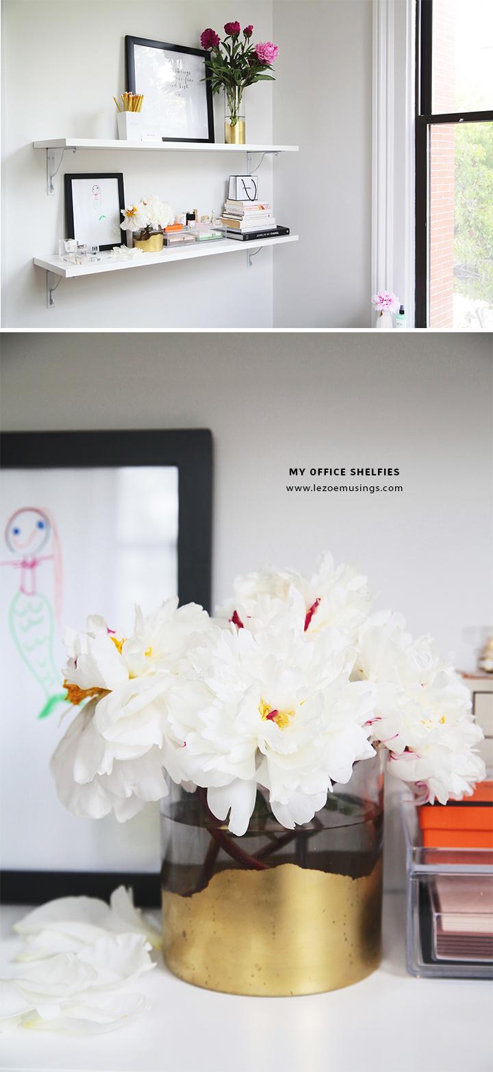 My Office Shelfies by Le Zoe Musings7
