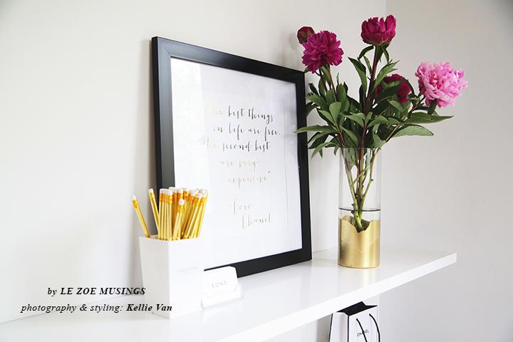 My Office Shelfies by Le Zoe Musings8