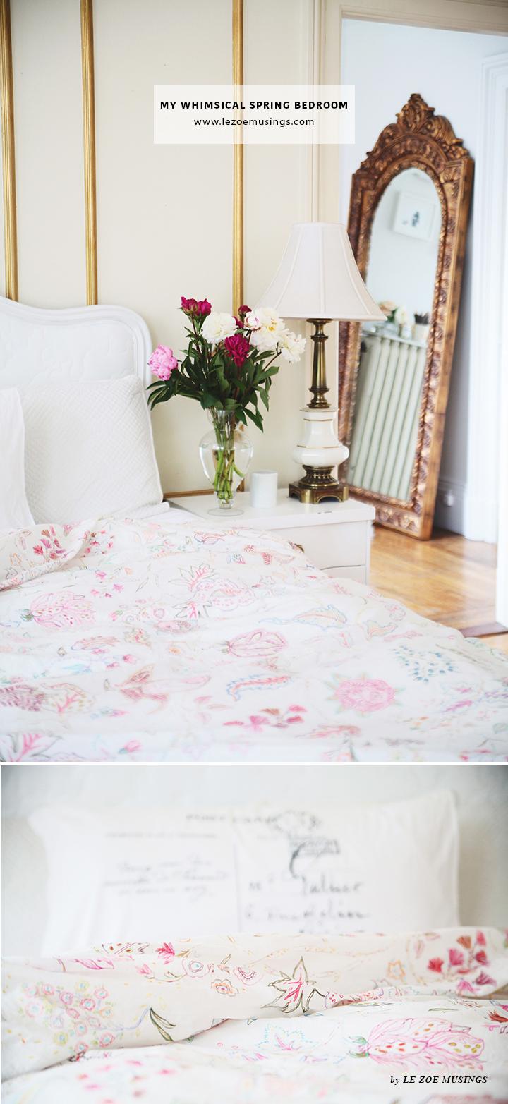My Whimsical Bedroom2 by Le Zoe Musings