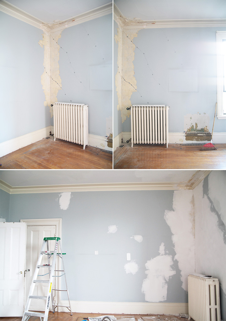 before_Kid's bedroom makeover by Le Zoe Musings
